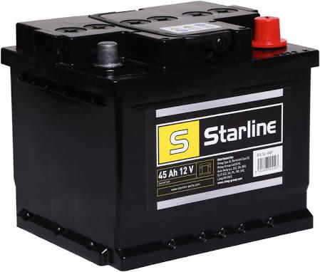 Autobaterie STARLINE 45Ah, 12V, 400Ah