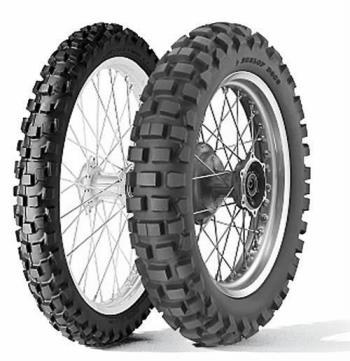 120/90D18 65R, Dunlop, D606