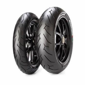 100/80R17 52H, Pirelli, DIABLO ROSSO II