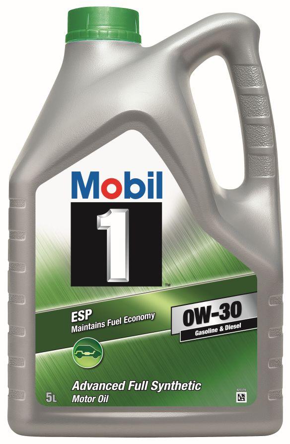 Motorový olej Mobil 1 ESP 0W30 - 5L