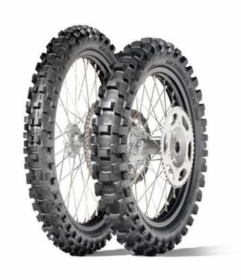 110/100D18 64M, Dunlop, GEOMAX MX3S