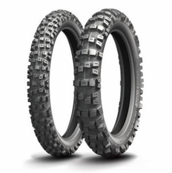 110/90D19 62M, Michelin, STARCROSS 5 HARD