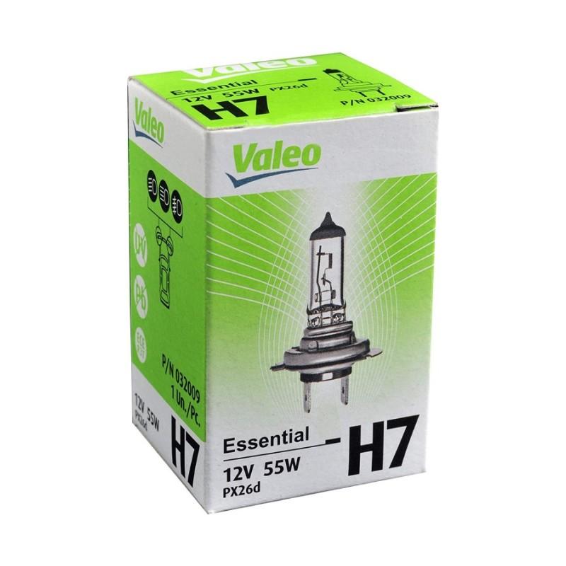 Autožárovka VALEO Essential H7 PX26d 12V 55W