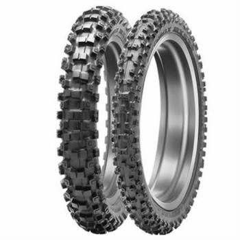110/90D19 62M, Dunlop, GEOMAX MX53