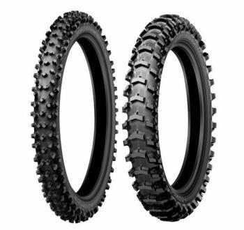 100/90D19 57M, Dunlop, GEOMAX MX12