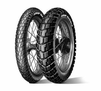 100/90D19 57T, Dunlop, TRAILMAX