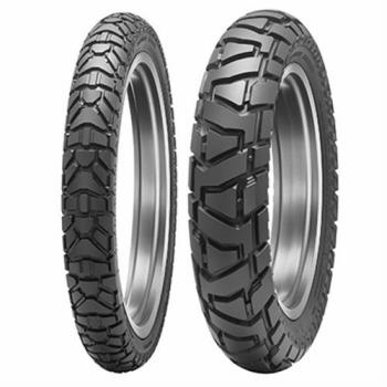 100/90D19 57T, Dunlop, TRAILMAX MISSION