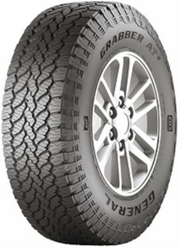 225/75R16 108H, General Tire, GRABBER AT3