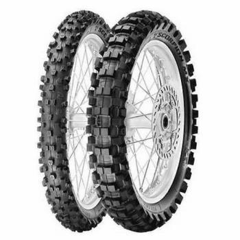 100/90D19 57M, Pirelli, SCORPION MX HARD