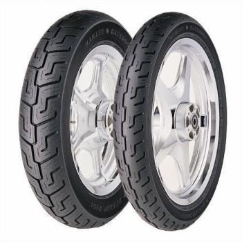 100/90D19 57H, Dunlop, D401
