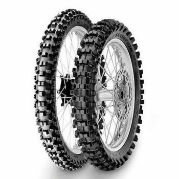 100/90D19 57M, Pirelli, SCORPION MX MID SOFT