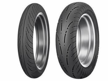 100/90D19 57H, Dunlop, ELITE 4