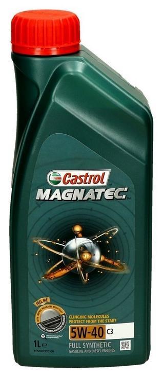 Castrol Magnatec C3 5W-40 - 1L