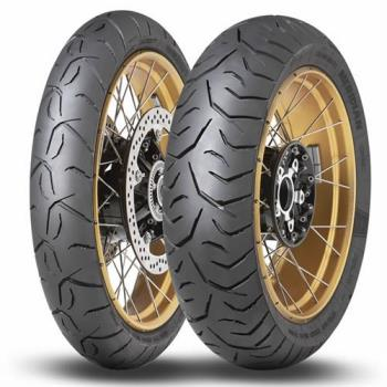 120/70R19 60W, Dunlop, TRAILMAX MERIDIAN