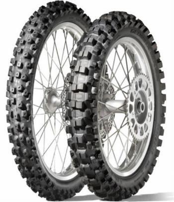 100/90D19 57M, Dunlop, GEOMAX MX52