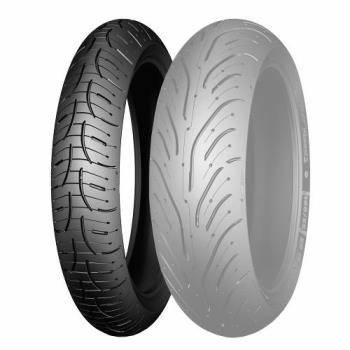 120/70R19 60V, Michelin, PILOT ROAD 4 TRAIL F