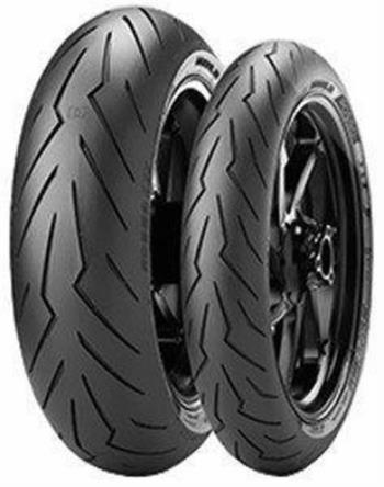 100/80R17 52H, Pirelli, DIABLO ROSSO III