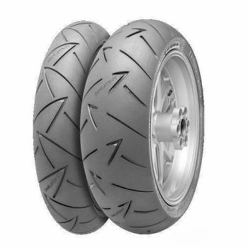100/90R18 56V, Continental, CONTI ROAD ATTACK 2 CR