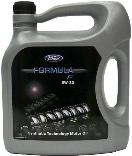 Motorový olej Ford Formula F originál 5W-30 5L