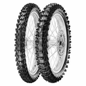 100/90D19 57M, Pirelli, SCORPION MX SOFT