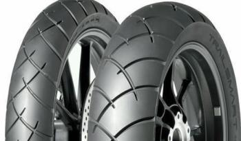 100/90D19 57H, Dunlop, TRAILSMART