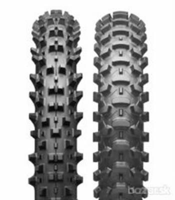 100/90D19 57M, Bridgestone, X10R