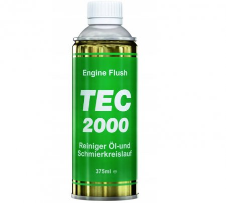 TEC 2000 Engine Flush 375ml - aditivum pro výplach oleje