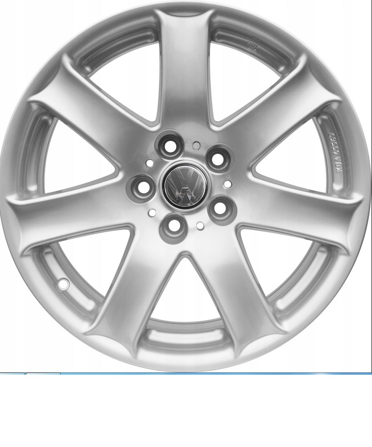 VW orig alu disk 6x16 5x100 57,1 ET40