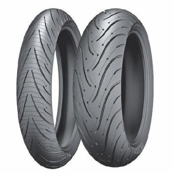 110/80R18 58W, Michelin, PILOT ROAD 3
