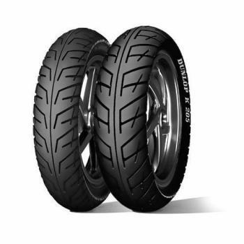 110/80D16 55V, Dunlop, ARROWMAX K205