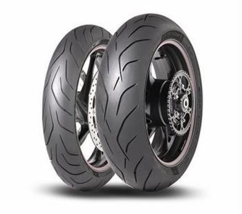 120/70R17 58W, Dunlop, SPORTSMART MK3