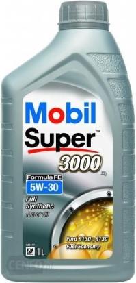 Olej MOBIL Super 3000 X1 FORMULA FE 5W30 - 1L