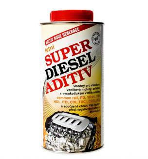 VIF Super Diesel Aditiv letní 500 ml